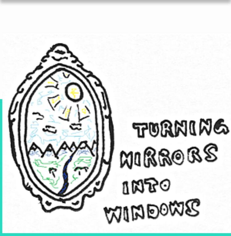 Turning Mirrors into Windows